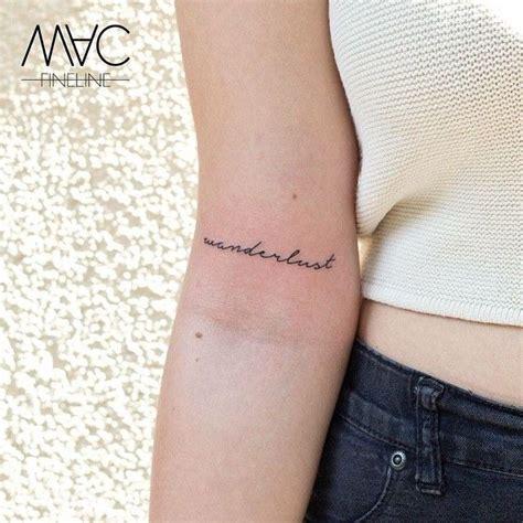 tattoo wrist wanderlust wanderlust tattoos i like pinterest wanderlust