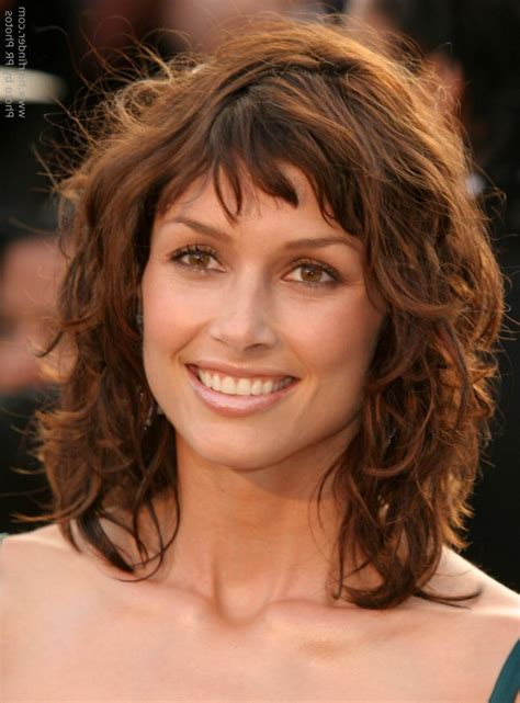 curly shags for women over 50 short wavy hairstyles wallpaper medium length shag