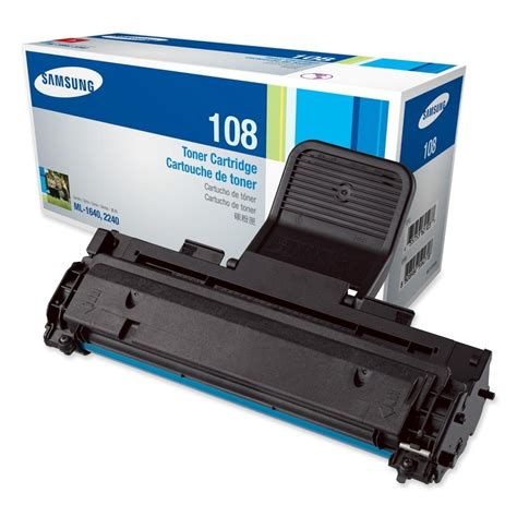 Tinta Printer Samsung Ml 2240 Toner Samsung 108 D108s Original Impresora Ml 1640 Ml 2240