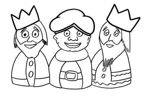 imagenes de reyes magos para whats reyes magos para colorear