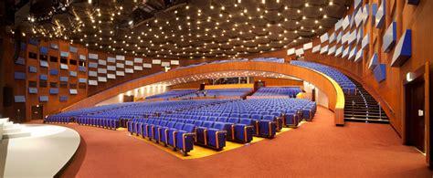 Floorplan App world forum theater large setting