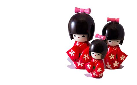 of japanese doll free photo japanese dolls cut out japanese free image