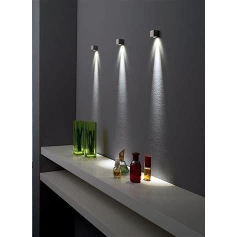 faretti led incasso soffitto linea light ilamt faretto a incasso a soffitto o parete