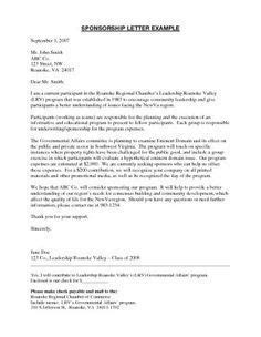Sponsorship Query Letter Best 25 Sle Of Letter Ideas That You Will Like On Letter