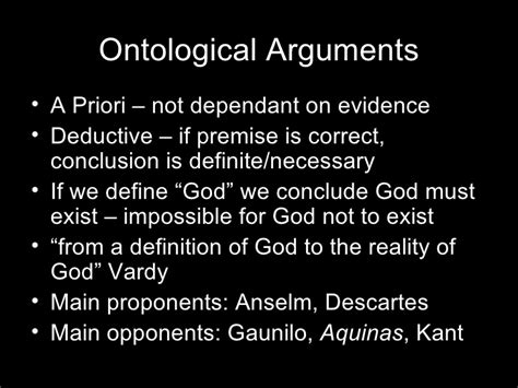 Ontological Argument Anselm Essay by Ontological Argument Essay Essay Ontological Argument Oxbridge Notes The United Kingdom