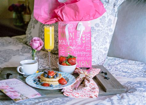 mother s day breakfast in bed fortuitous foodies news the perfect mother s day breakfast in bed