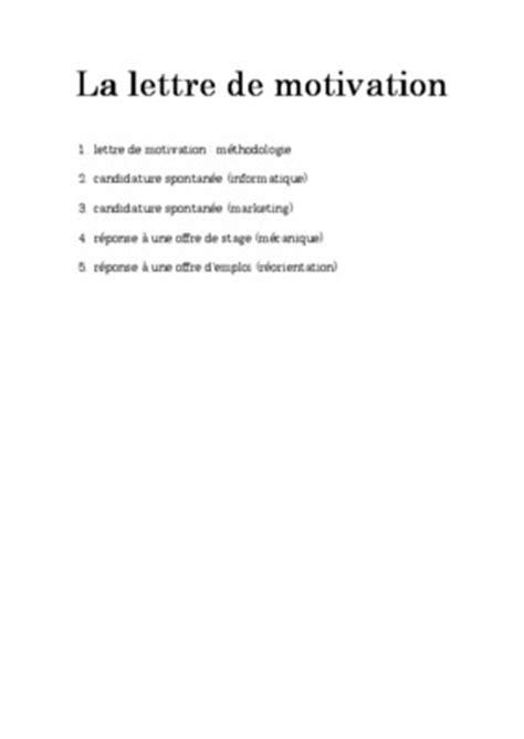 Exemple De Lettre De Motivation Informatique Pdf Exemple Lettre Motivation Master Pdf Notice Manuel D Utilisation