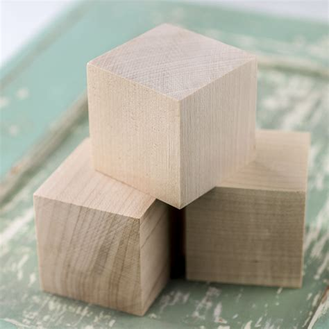 woodwork craft supplies unfinished wood cubes wooden cubes unfinished wood