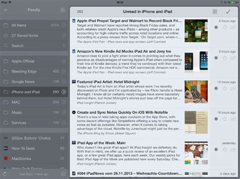 mr. reader for ios brings a new design optimized for ios 7