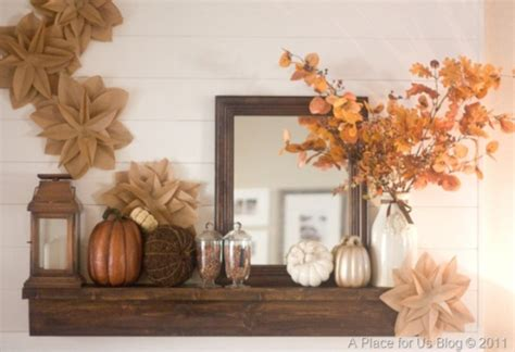 mantel decorations for fall picture of exciting fall mantel decor ideas