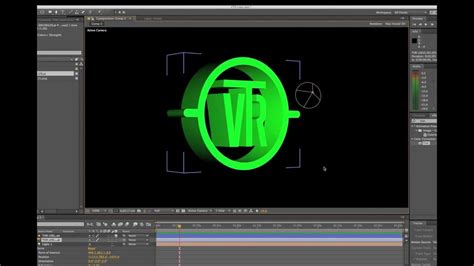 tutorial logo 3d after effects after effects tutorial raytrace 3d logo youtube