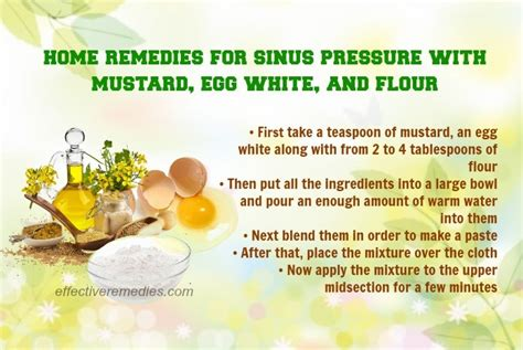 top 12 home remedies for sinus pressure relief