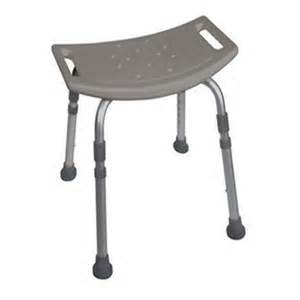 drive bath bench without back grey shower chair