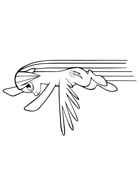 rainbow dash flying coloring page my little pony rainbow dash fly coloring page my little