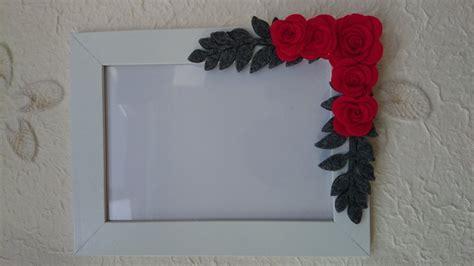 fiori di feltro vendita cornice con fiori di feltro fatti a mano per la casa e