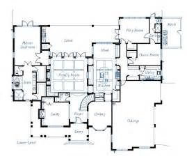 Custom House Plan by Florida Custom Home Plans 171 Floor Plans