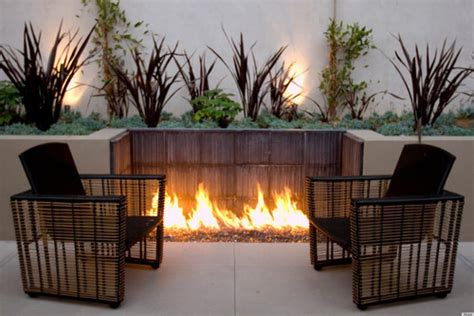 Contemporary Firepits Modern Pit Www Imgkid The Image Kid Has It