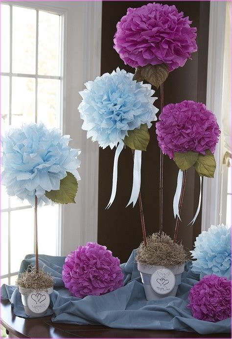 best 20 bridal shower centerpieces ideas on pinterest