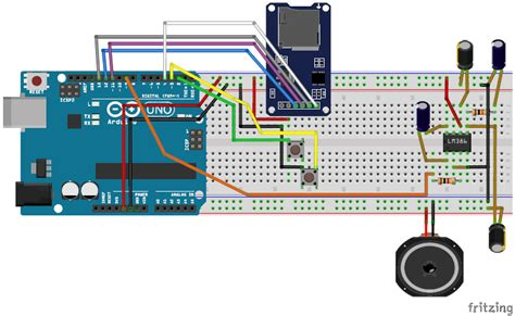 sound sketchbook zip simple arduino audio player with sd card