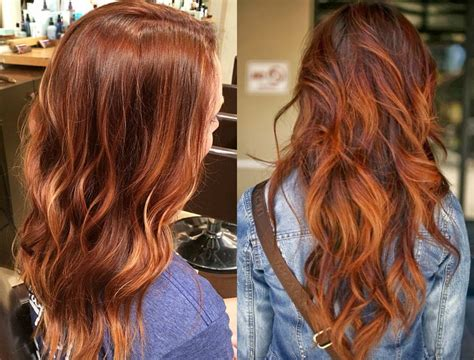 light auburn hair colors for cold winter time hairdrome