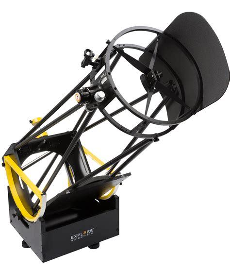 explore scientific ultra light dobsonian 305mm explore scientific ultra light dobsonian 406mm generation