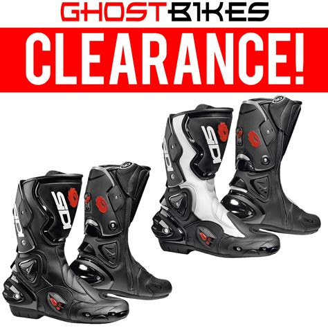 motorcycle track boots sidi vertigo evo motorbike motorcycle race sports bike
