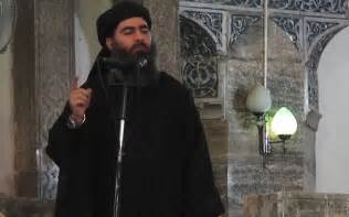 is leader baghdadi flees mosul as iraqi forces advance