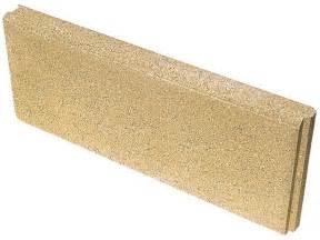 bordure jaune en b 233 ton lisse 50x20 cm brico d 233 p 244 t