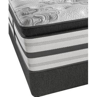 california king bed pillow top beautyrest platinum chloe luxury firm pillow top