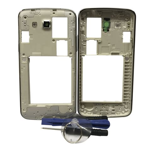 Bezel Samsung Grand 2 mtmaiten original back frame chassis frame bezel for
