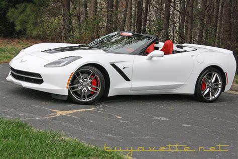 corvette stingray 3lt 2014 corvette stingray z51 convertible for sale