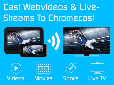 Casing Free To Play tv cast chromecast android apps on play