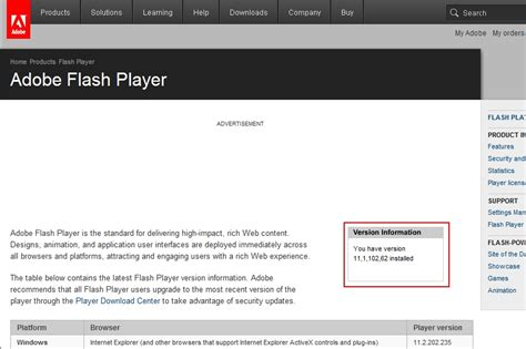 full version of adobe flash player software adobe flash player 11 1 102 63