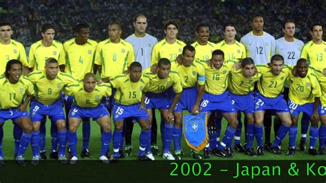 Brazil National Football Team Overview Of Brazil National Football Team Fifa World Cup