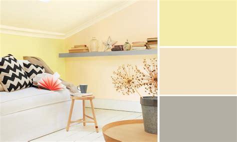 Wonderful Salon Mur Jaune  #4: 07962899-photo-salon-couleurs-pastel-jaune-citron.jpg