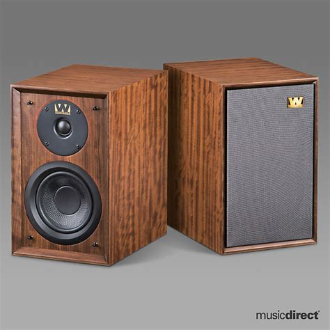 wharfedale denton 80th anniversary bookshelf speakers