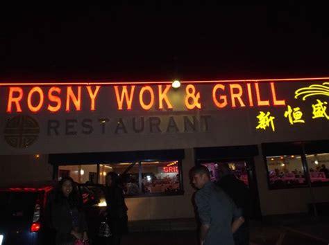 Wok Grill Rosny by Rosny Wok Grill Rosny Sous Bois Restaurant Avis Num 233 Ro