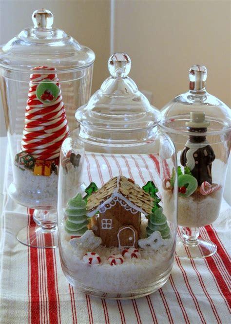 Weihnachtsdeko Im Glas Selber Machen weihnachtsdeko im glas selber machen 17 ideen