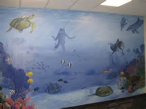 underwater mural pictures to pin on pinterest
