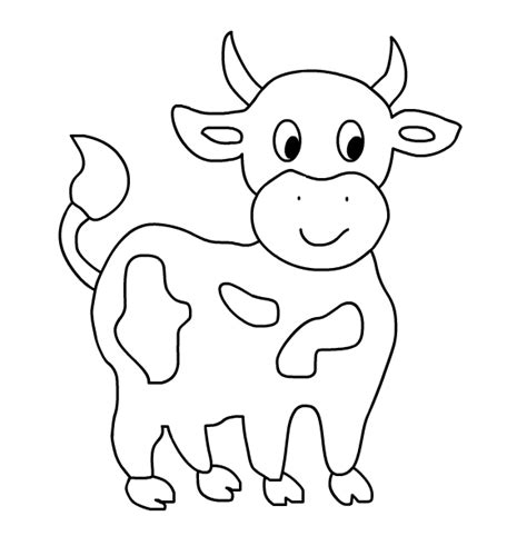 free mask of cow coloring pages