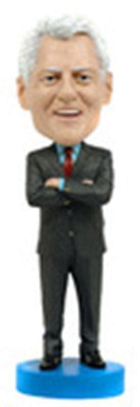 bill w bobblehead bill clinton bobblehead
