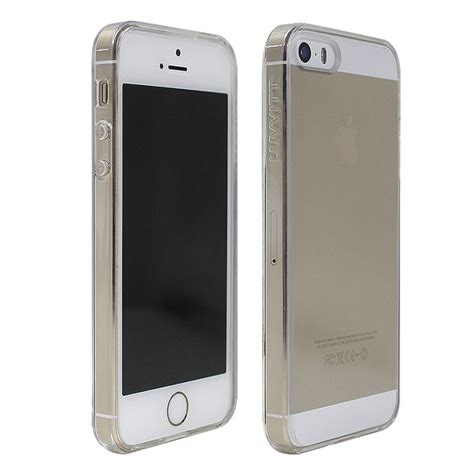 5 iphone cases iphone 5s luvvitt clearview hybrid scratch resistant back cover with shock absorbing