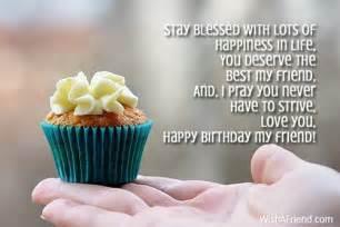 best friend birthday wishes page 3
