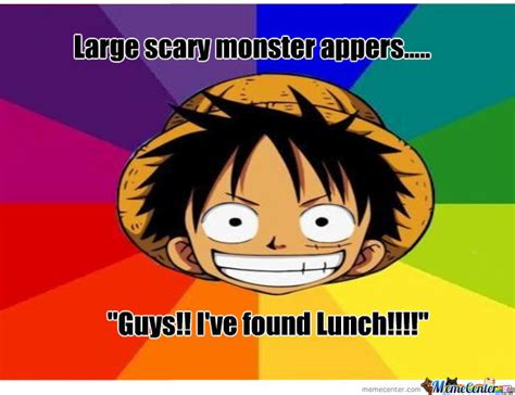 Luffy Meme - just luffy by era9494 meme center