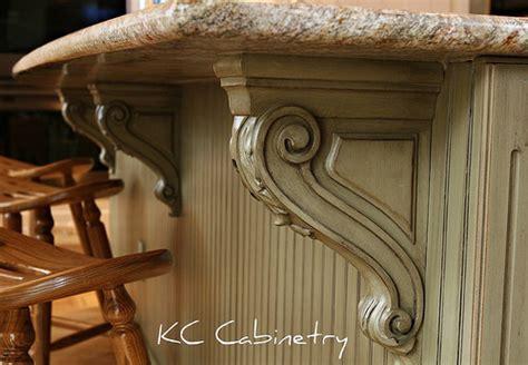 kitchen island corbels corbel