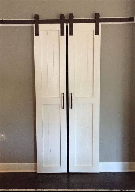 door solutions for tight spaces sliding barn door 문 집안 꾸미기 및 가구