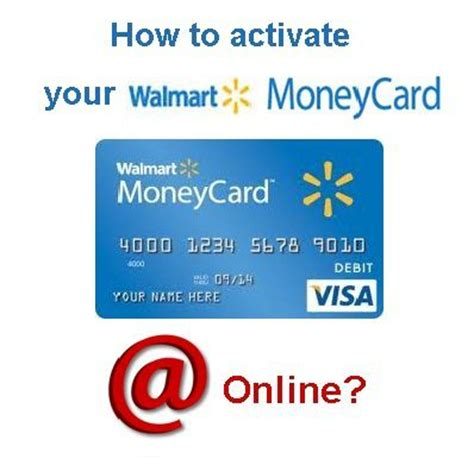 How To Activate A Walmart Visa Gift Card - how to activate walmart money card letmeget com