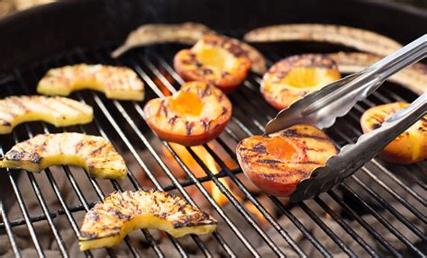 grilled bananas and pineapple with how to grilled pineapple bananas and figs