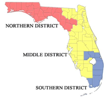 United States District Court Southern District Of Florida Search Florida Us District Court Map