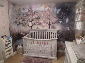 Round Rug Nursery Aubree S Enchanted Forest Nursery Project Nursery